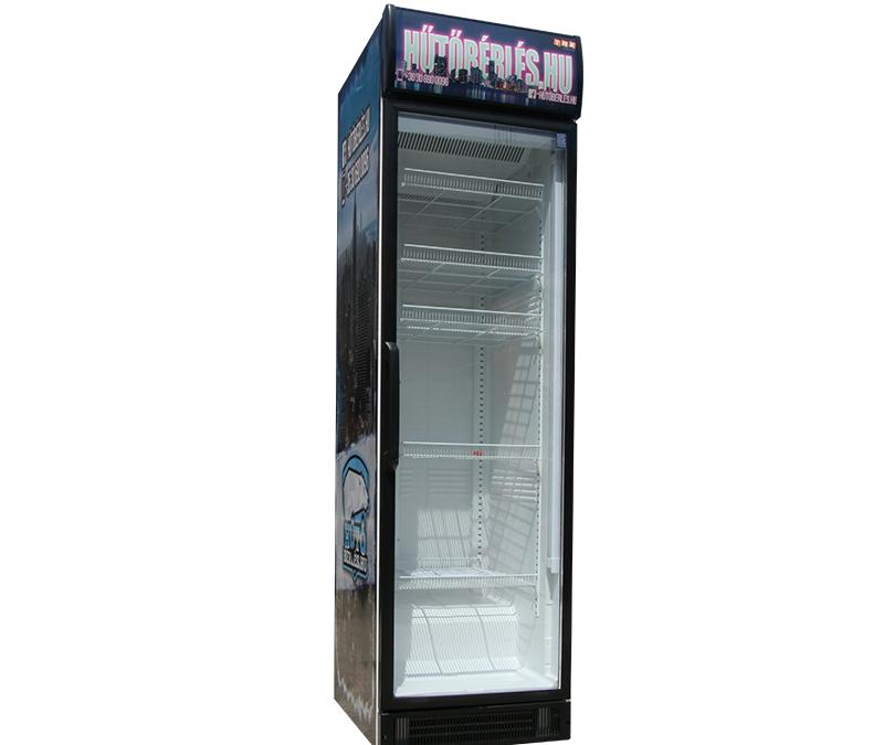 CG5G üvegajtós hűtő